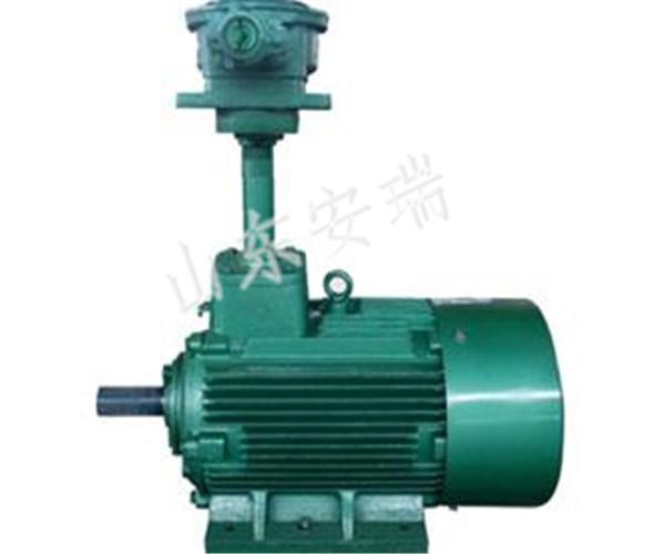 煤矿风机用防爆电机价格,YBF2防爆电机功率