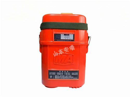 下井必备ZYX-60压缩氧自救器的性能特点