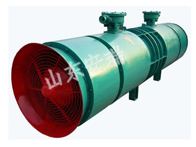 FBCDNo5.6/2×11KW凯发体育下载排出瓦斯专用防爆抽出式通风机