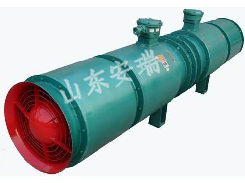 FBCDNo6.0/2×15KW矿井高瓦斯通风专用通风机价格