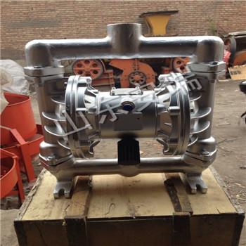 厂家直售煤凯发体育下载BQG-200/0.2气动隔膜泵