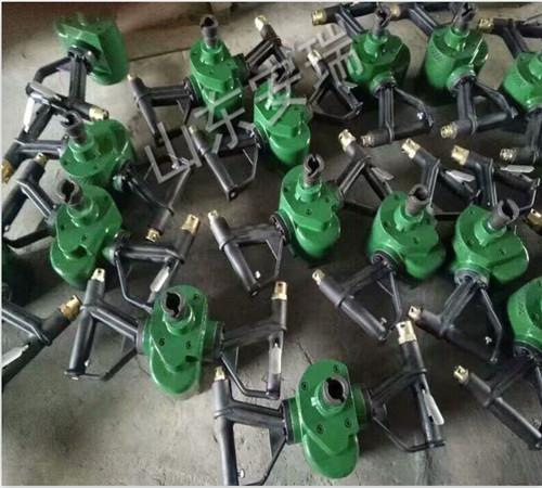 ZQS威廉希尔注册送18元防爆型手持式气动钻机体积小重量轻