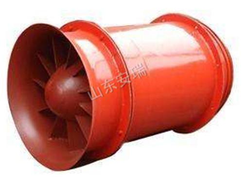 金属矿山专用风机JK55-1No.5节能局扇价格