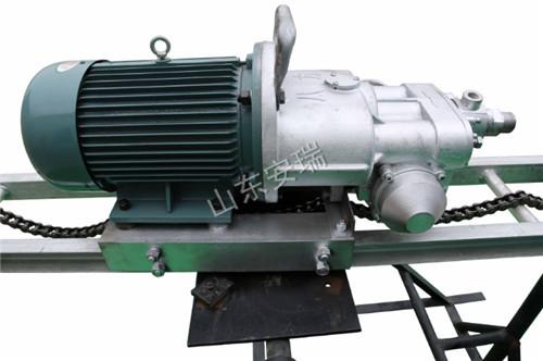 矿井打煤层专用岩石电钻KHYD80市场底价促销