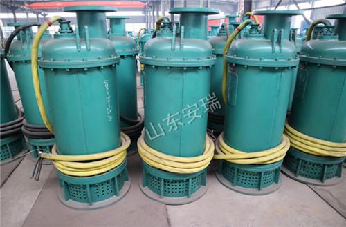 凯发体育下载高效节能泵BQS-240-100-132/N排水排沙电泵