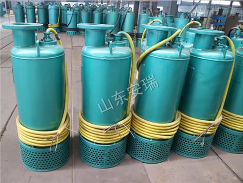 陕西煤矿专用BQS隔爆电动潜水泵生产厂家