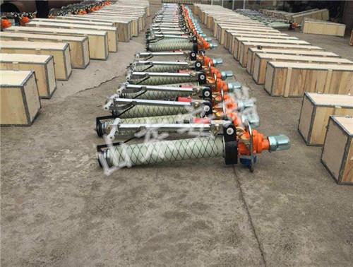 高效率MQT型气动锚杆钻机,运转稳定钻孔快