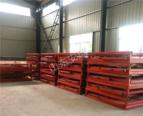 冬季防结冰洗车机承重150吨车辆清洗台
