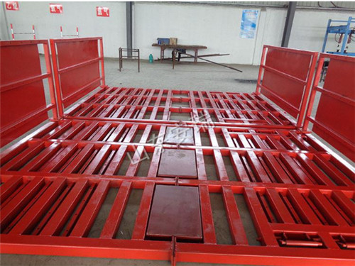 河南洗煤厂专用洗车机大载重量洗车台价格