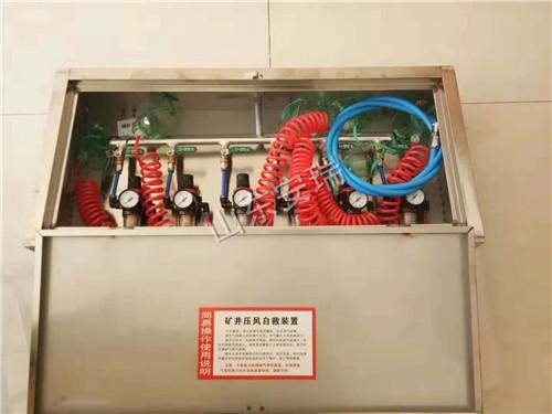 箱式长久性压风自救装置生产厂家直销价格