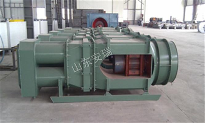 KCS除尘风机厂家,煤矿掘进机用除尘风机型号齐全